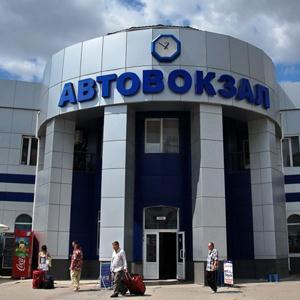 Автовокзалы Новой Усмани