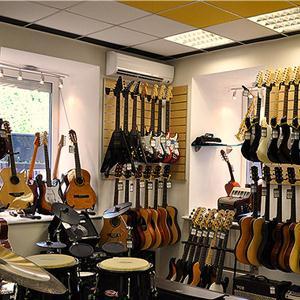 Музыкальные магазины Новой Усмани