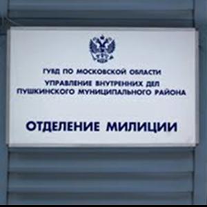 Отделения полиции Новой Усмани