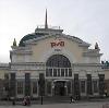 Железнодорожные вокзалы в Новой Усмани