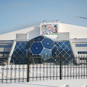 Спортивные комплексы Новой Усмани